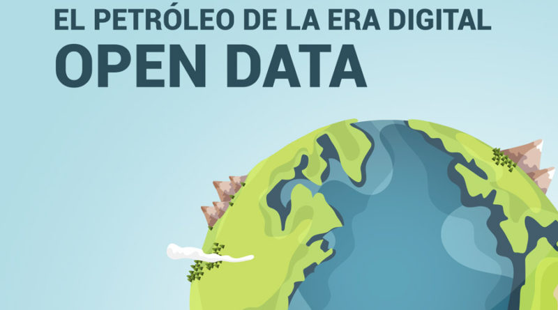 El petróleo de la era digital: OPEN DATA